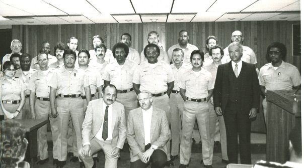 SDCCD Police in 1987