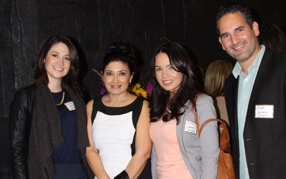 Alumni Reunion held at City College's 'C' Building