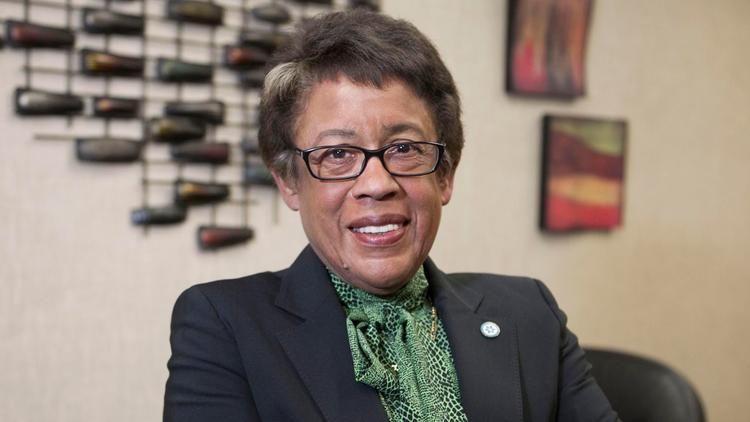 Cox Communications honors Dr. Constance Carroll