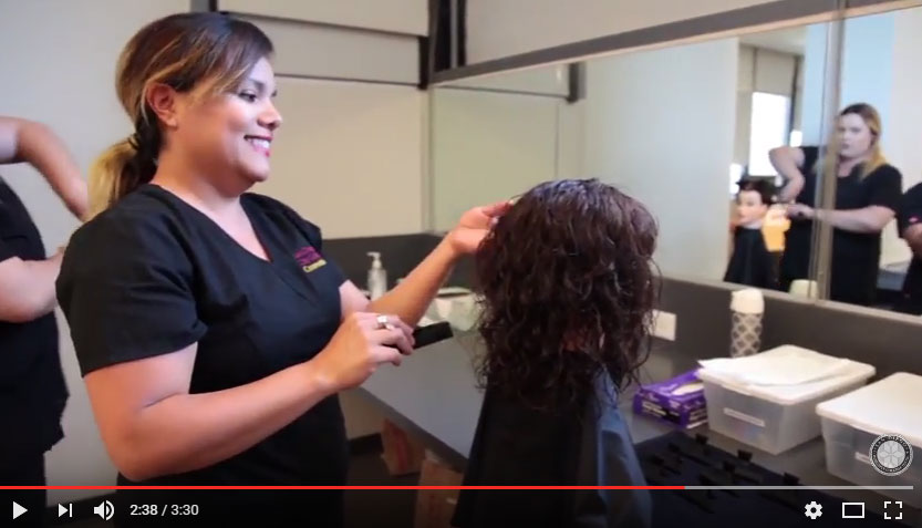 Cosmetology careers get their start at City College