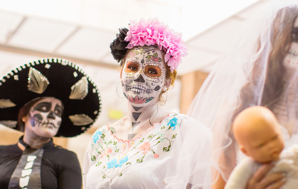 Dia de los Muertos/Day of the Dead at Continuing Education