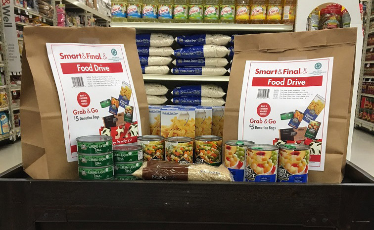 Smart N Final Near Me >> City College Smart And Final Team Up To Stock Campus Food Pantry