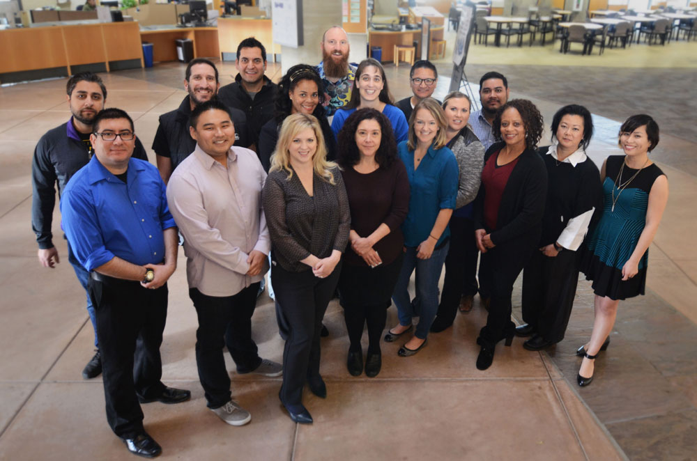 New Faculty at San Diego Mesa College