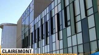 KFMB SD: San Diego Mesa College Celebrates New Buildings on Campus