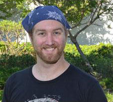 Photo of San Diego Mesa College student David Mueller
