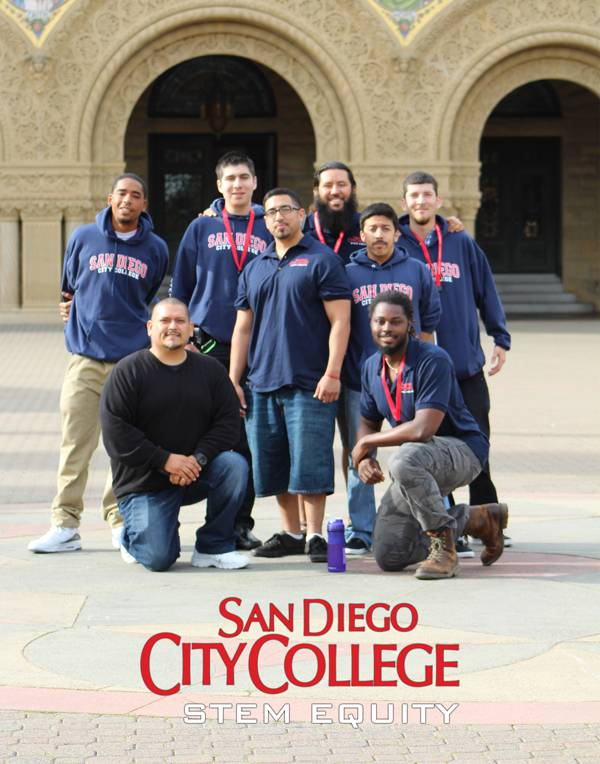 City College STEM studies