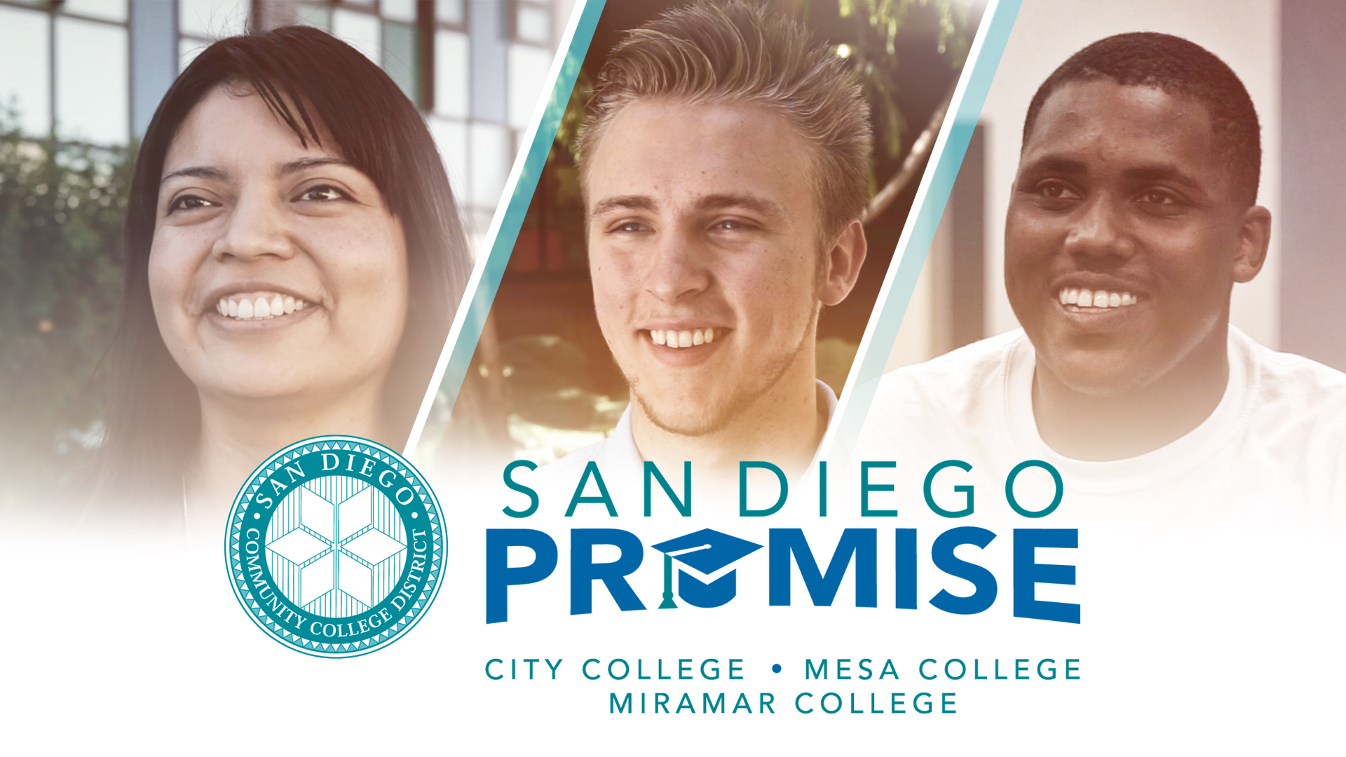 Meet the students of the San Diego Promise program