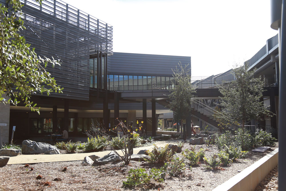 San Diego Miramar College's new Science Building