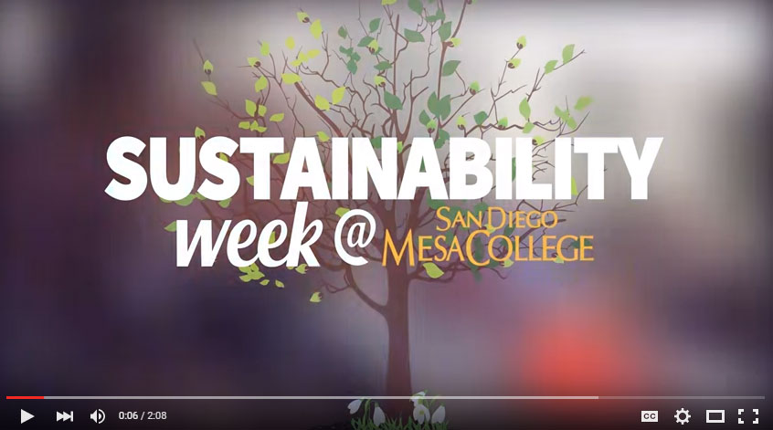 Sustainability Week 2015