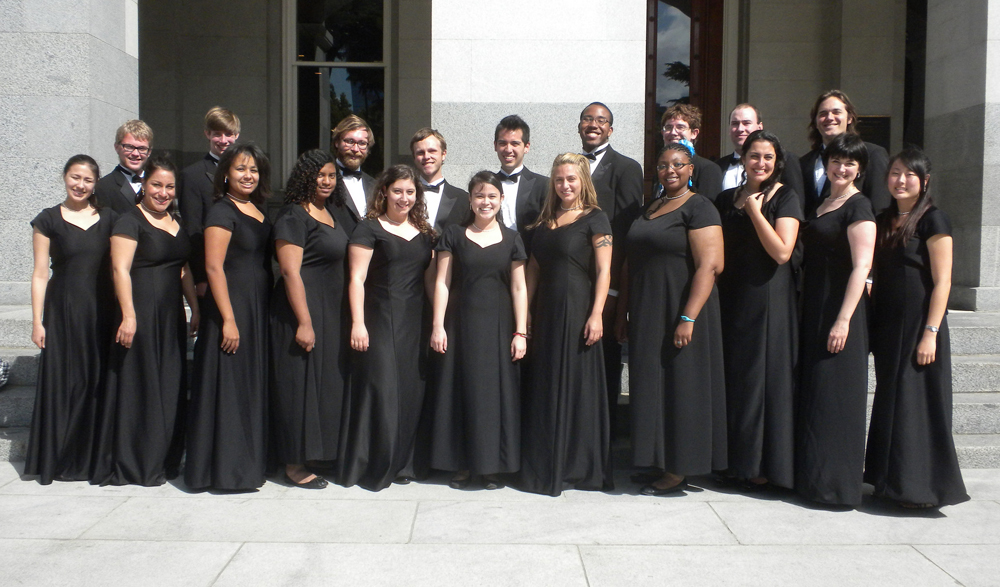 Mesa College Vocal Ensemble
