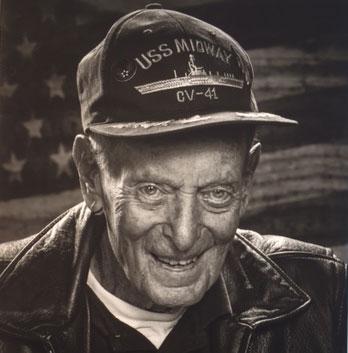 VOICES - An exhibit honoring veterans