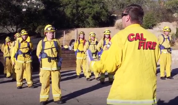 Basic Wildland Firefighting Academy