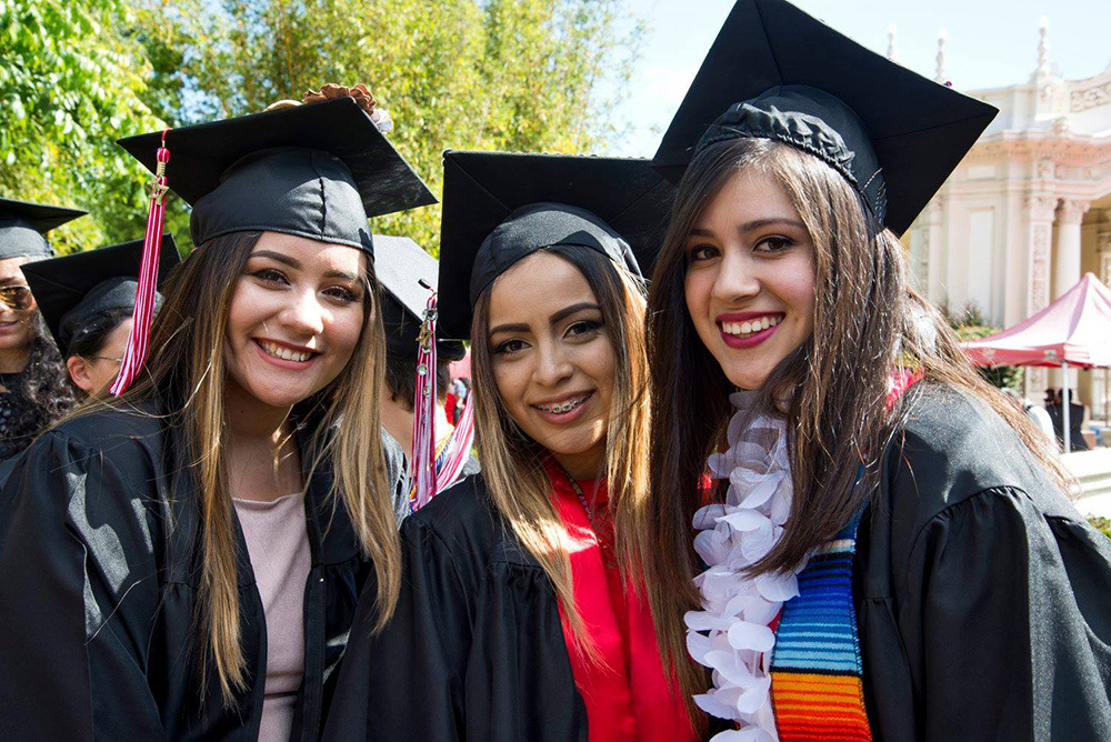 San Diego City College Commencement 2017