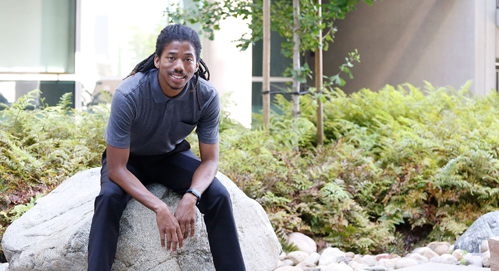 Henry Cunningham ready to join first graduating class of Mesa College baccalaureate program