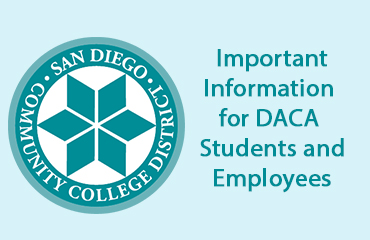 Information for Deferred Action for Childhood Arrivals