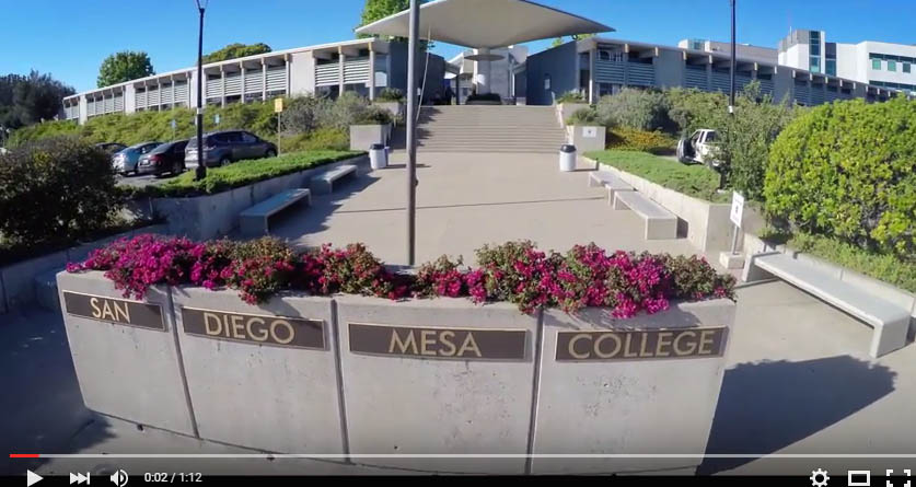 Homecoming at Mesa College