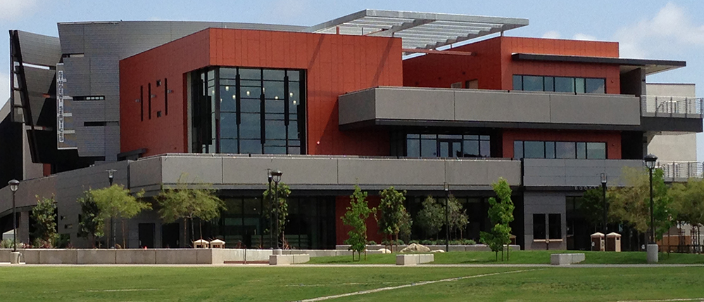 Miramar College student services center