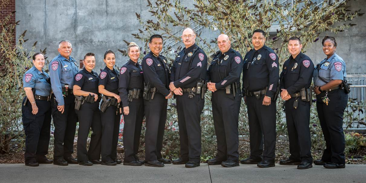 Image for SDCCD Police collect $3,010 during Pink Patch Project article