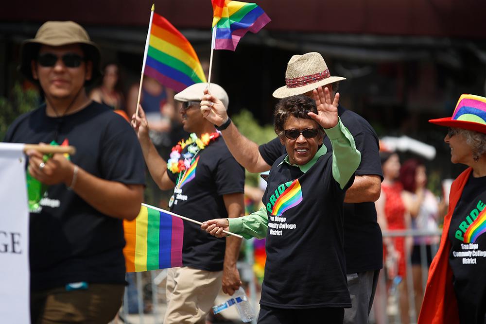 District at Pride 2017
