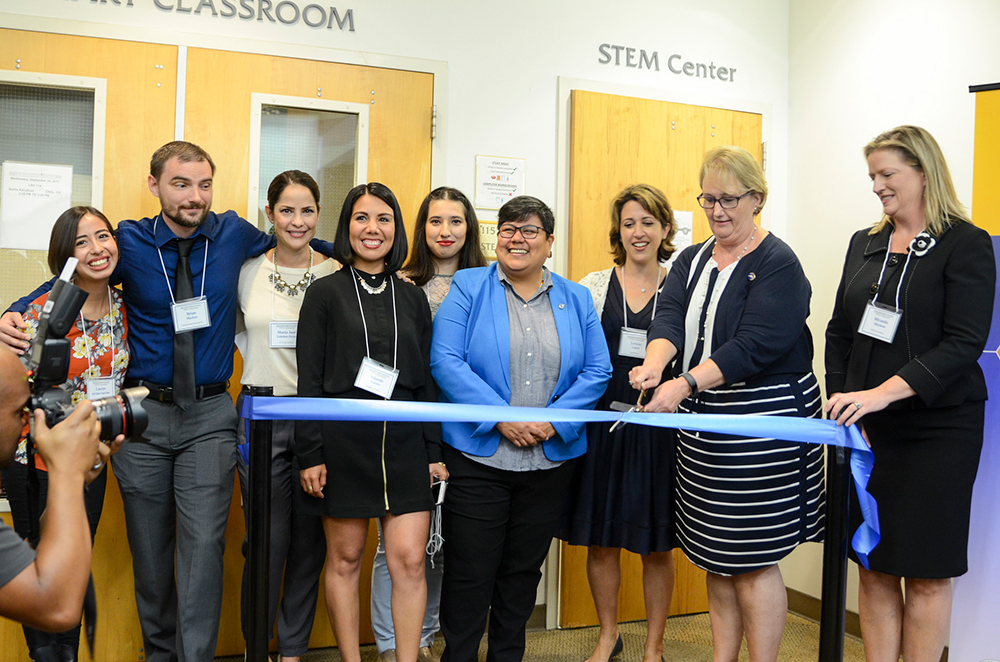 STEM Center opens at San Diego Mesa College