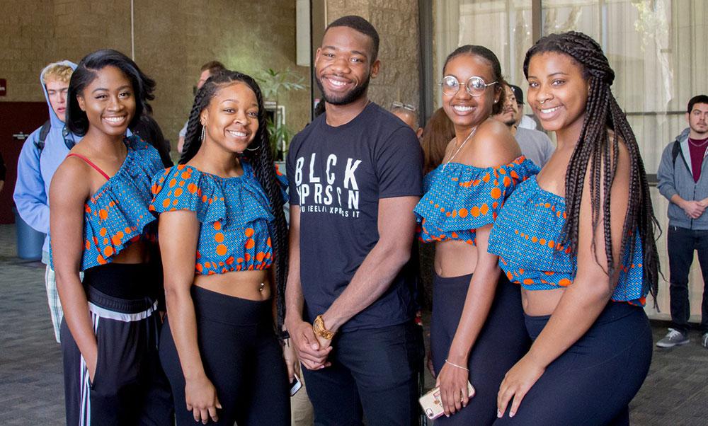 Continuing Ed celebrates Black History Month