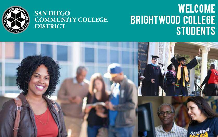 Support for Brightwood College students Featured Image