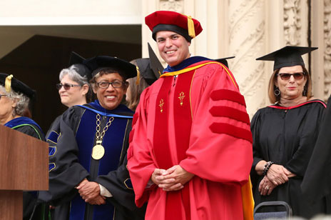 Image for Continuing Education Commencement article