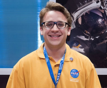 Miramar College student visits NASA Featured Image