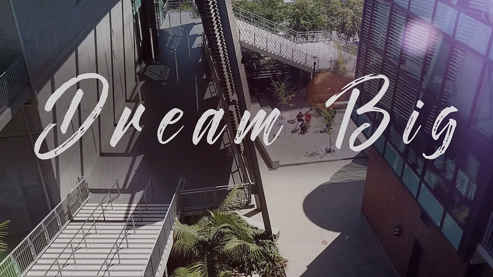 Dream Big - San Diego City College