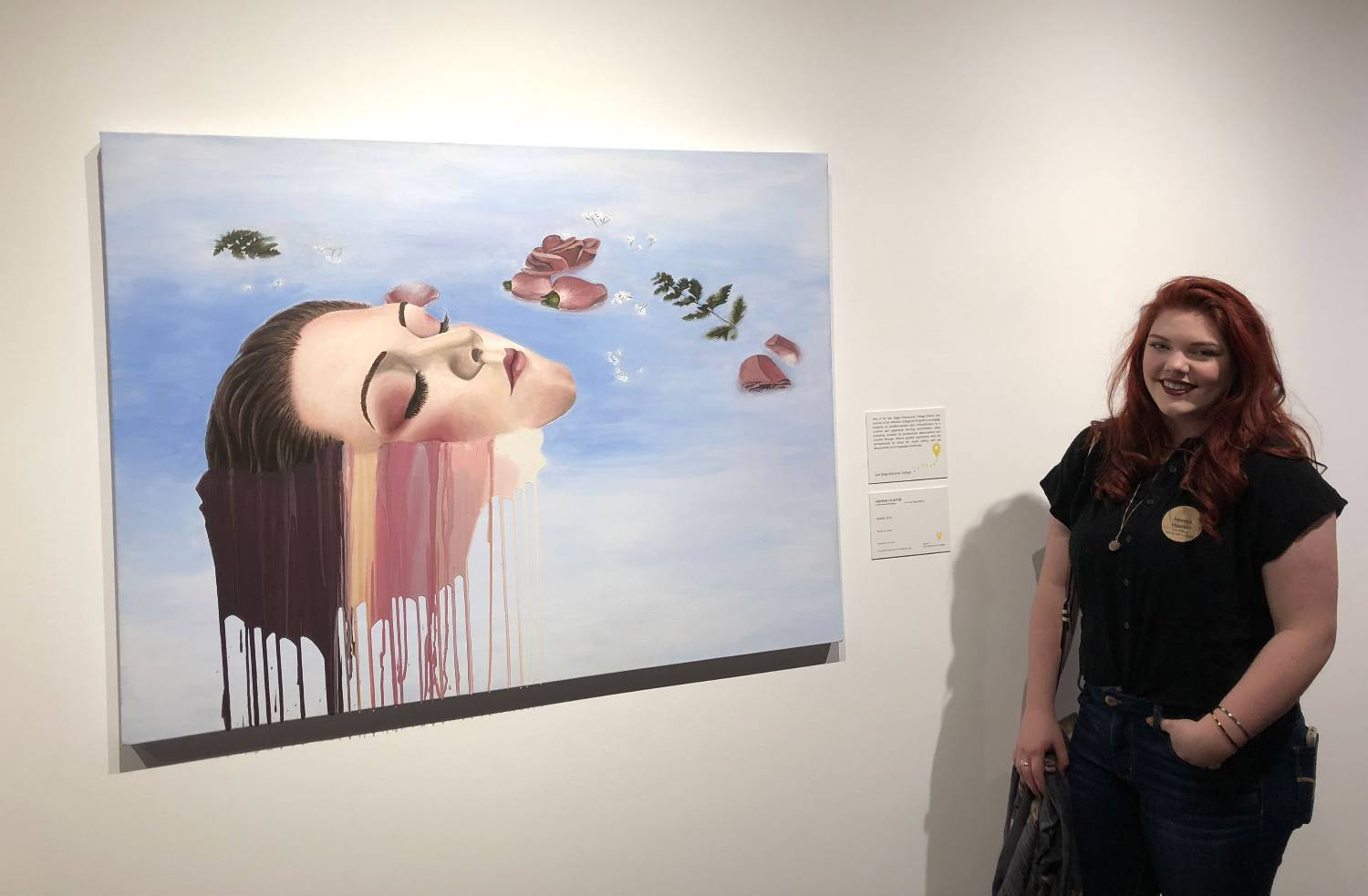 Miramar student paints her way to prestigious Chicago arts school Featured Image