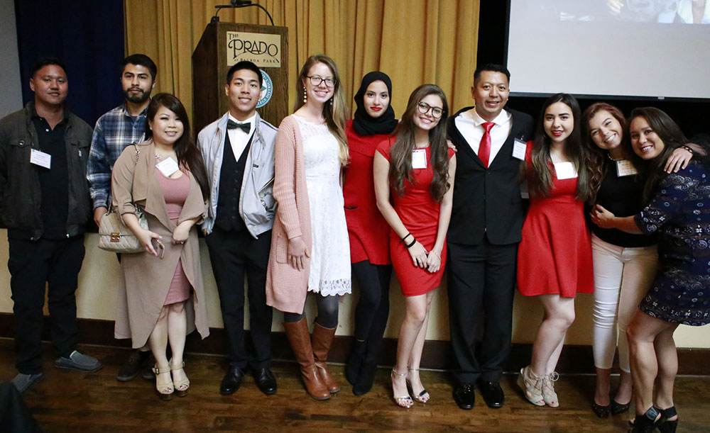 Honors Students celebration - 2018