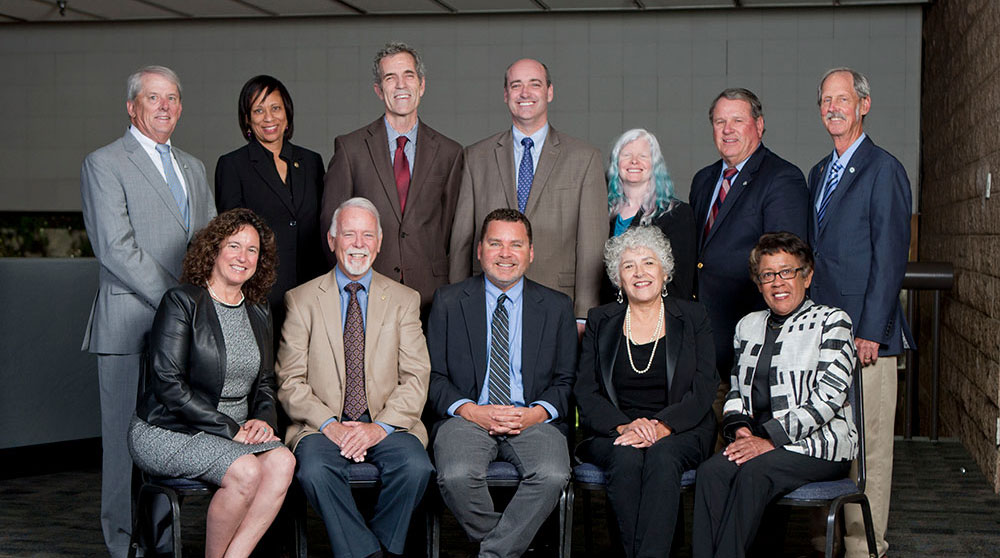 board members of the sdccd and san diego unified