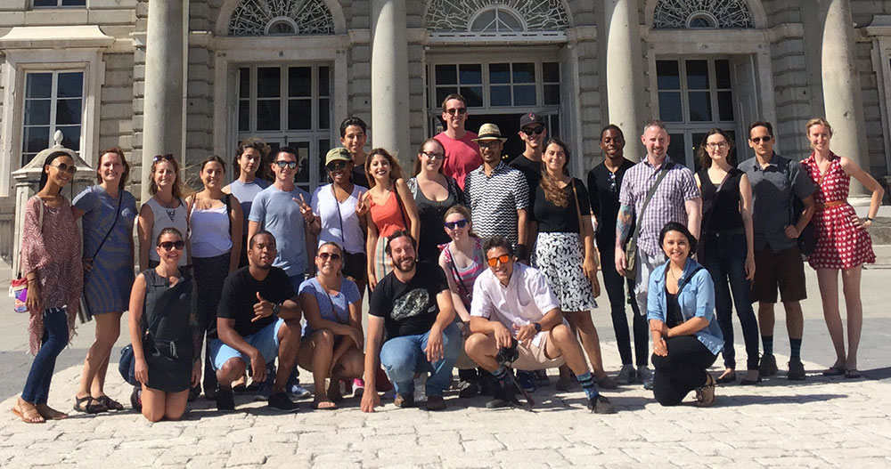 Study abroad program offers worldly view
