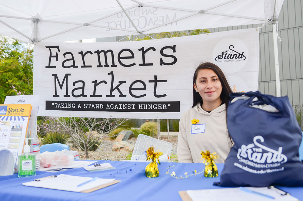 Farmers Market at Mesa College Featured Image