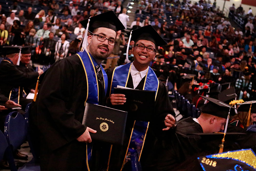 Image for Chancellor's Message: Commencements 2018 article