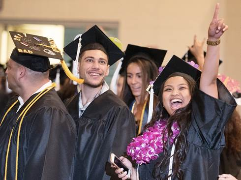 Mesa to confer first bachelor's degrees in history of the college