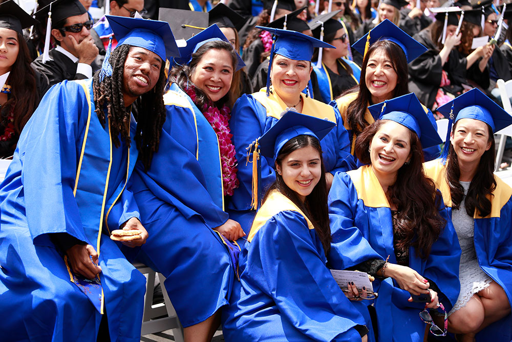 Grads make history as first to earn bachelor's from CA community college Featured Image