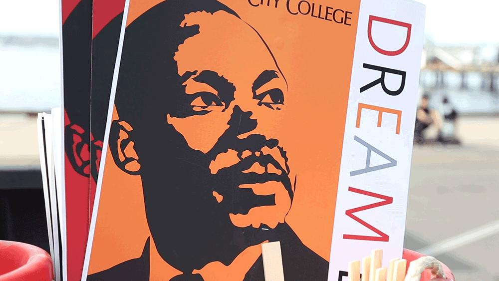 SDCCD joins 2018 MLK Parade
