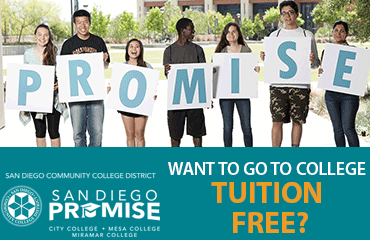 San Diego Promise free tuition
