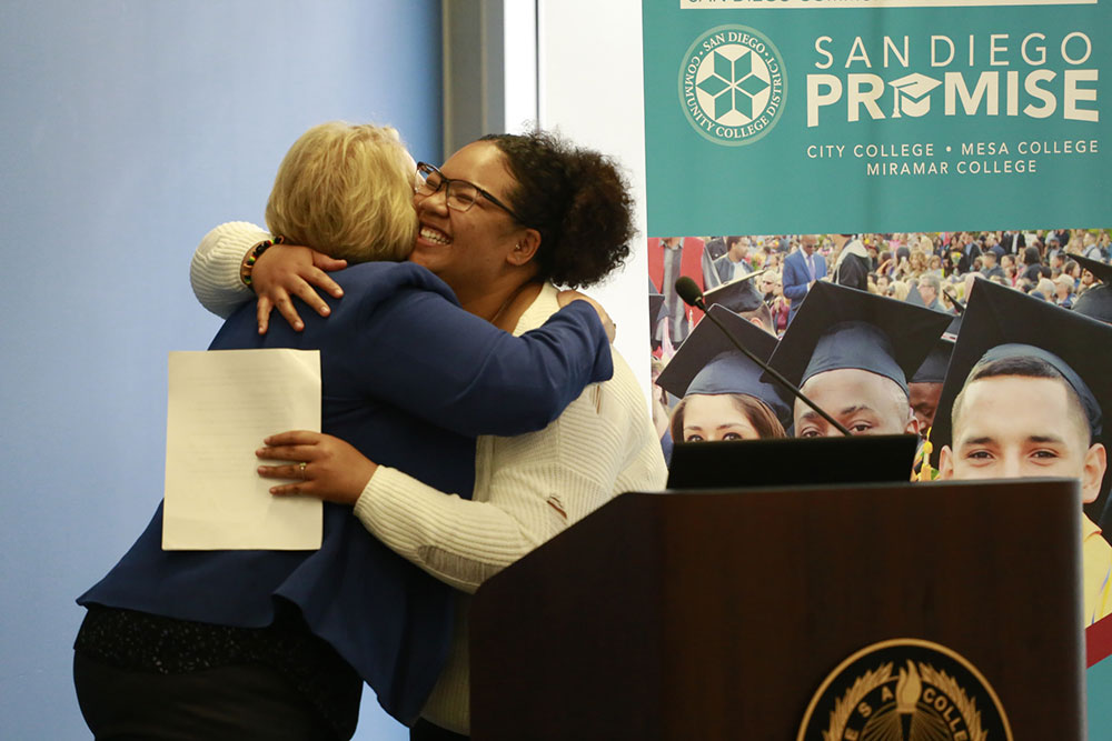 Celebrating the San Diego Promise