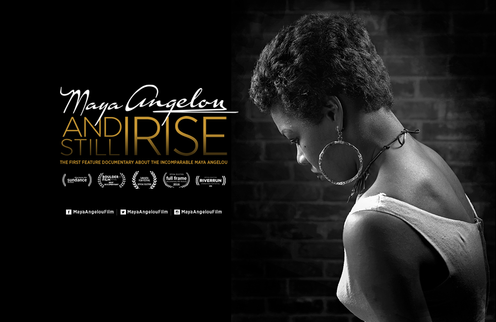 Maya Angelou movie poster
