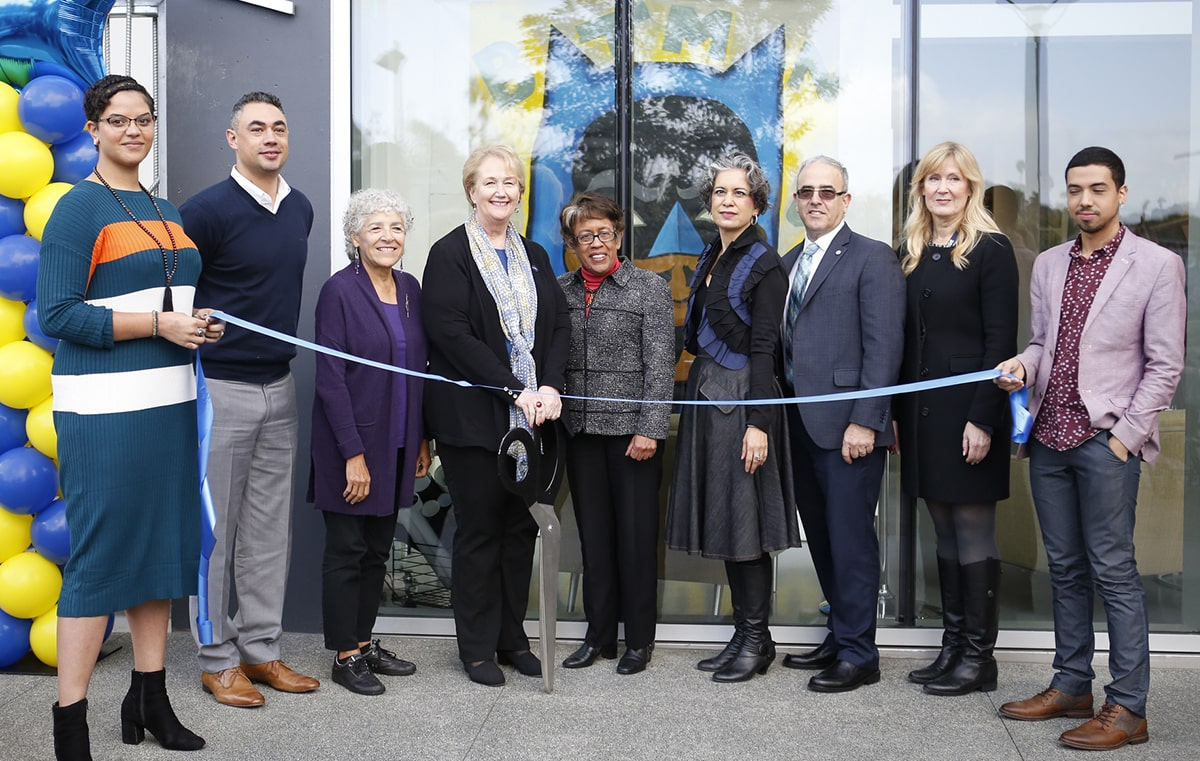 Fine Arts Building Dedicated at Mesa College