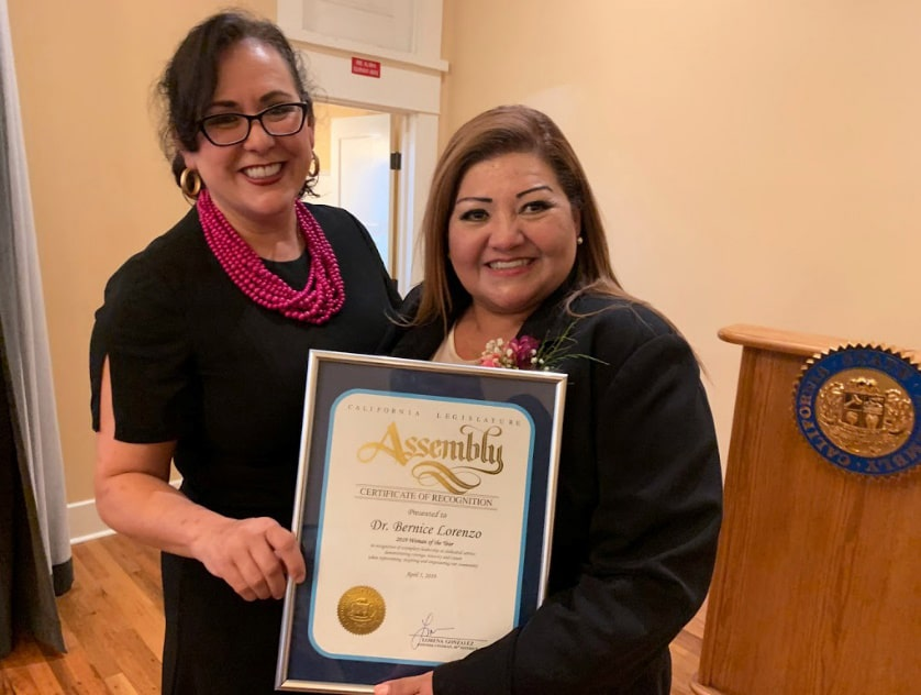 City College counselor named Woman of the Year Featured Image