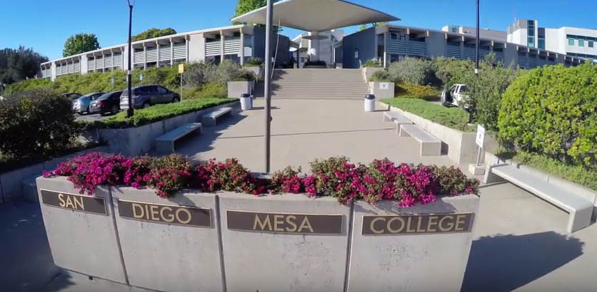 Image for Saturday student orientation at Mesa College article