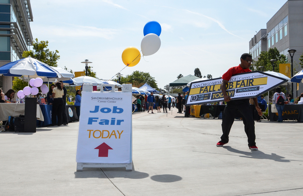 Career Fest at Mesa College Featured Image