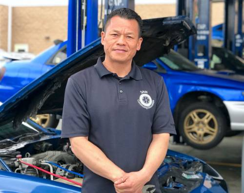 Continuing Education instructor Sam Phu honored for leadership Featured Image