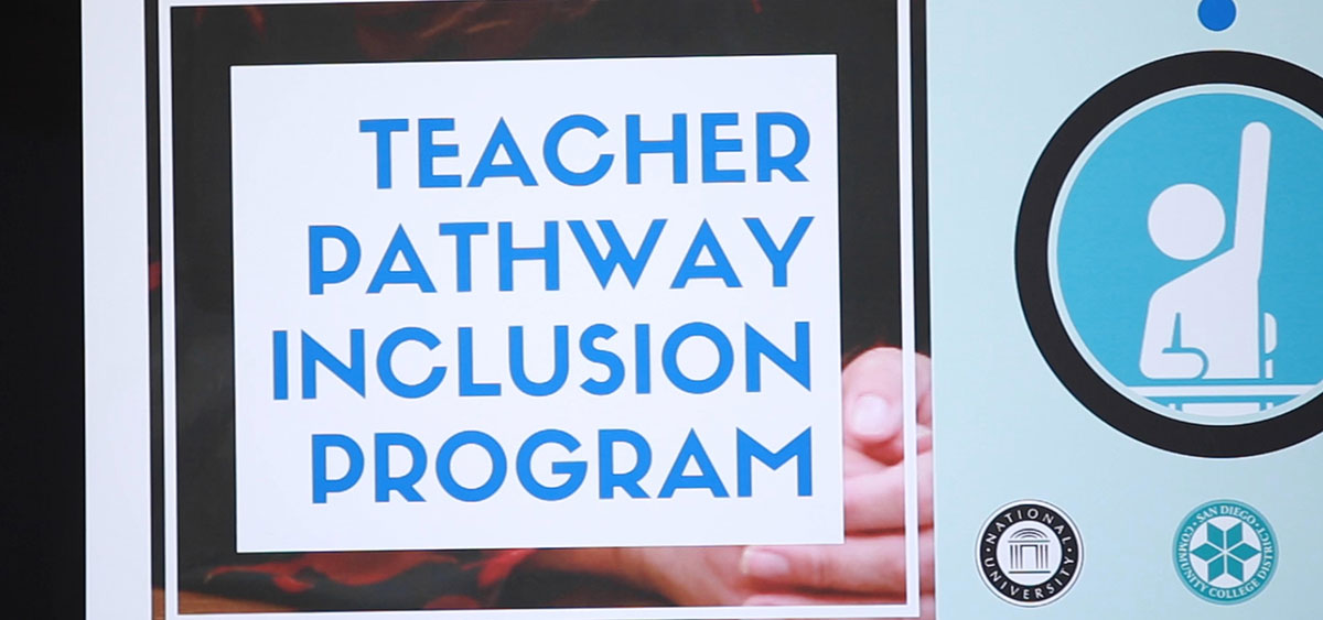 Teacher Pathway Inclusion Program