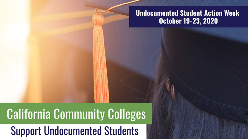 SDCCD sponsoring Undocumented Student Action Week events Featured Image