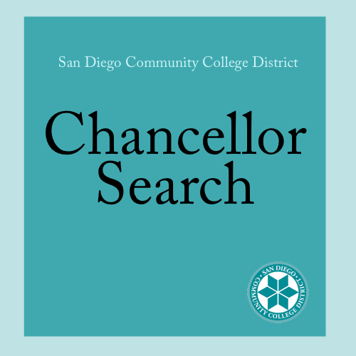 Chancellor search process - Progress Report No. 3 Featured Image