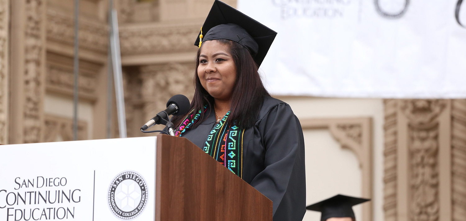 DACA students from Continuing Education share their experiences as Dreamers Featured Image